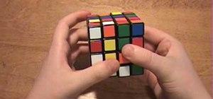 Solve the 4x4 Rubik's Cube Revenge puzzle