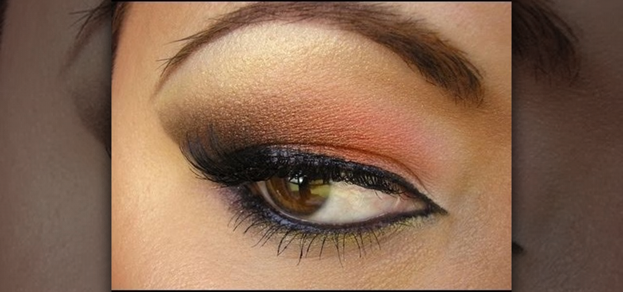 Eye makeup designs for brown eyes