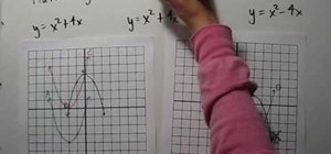 Match quadratic functions