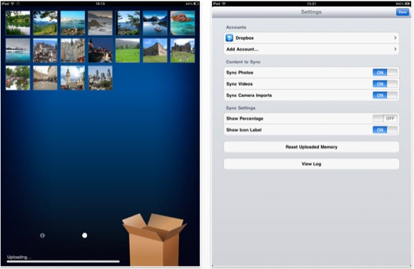The 5 Best iPhone/iPad Apps for Exporting and Importing Your Photos