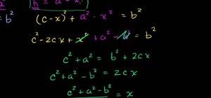 Prove Heron's Formula