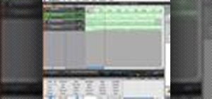 Mix your song in GarageBand