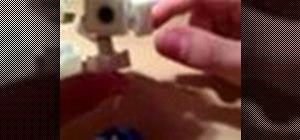 Assemble a DIY rubik's cube
