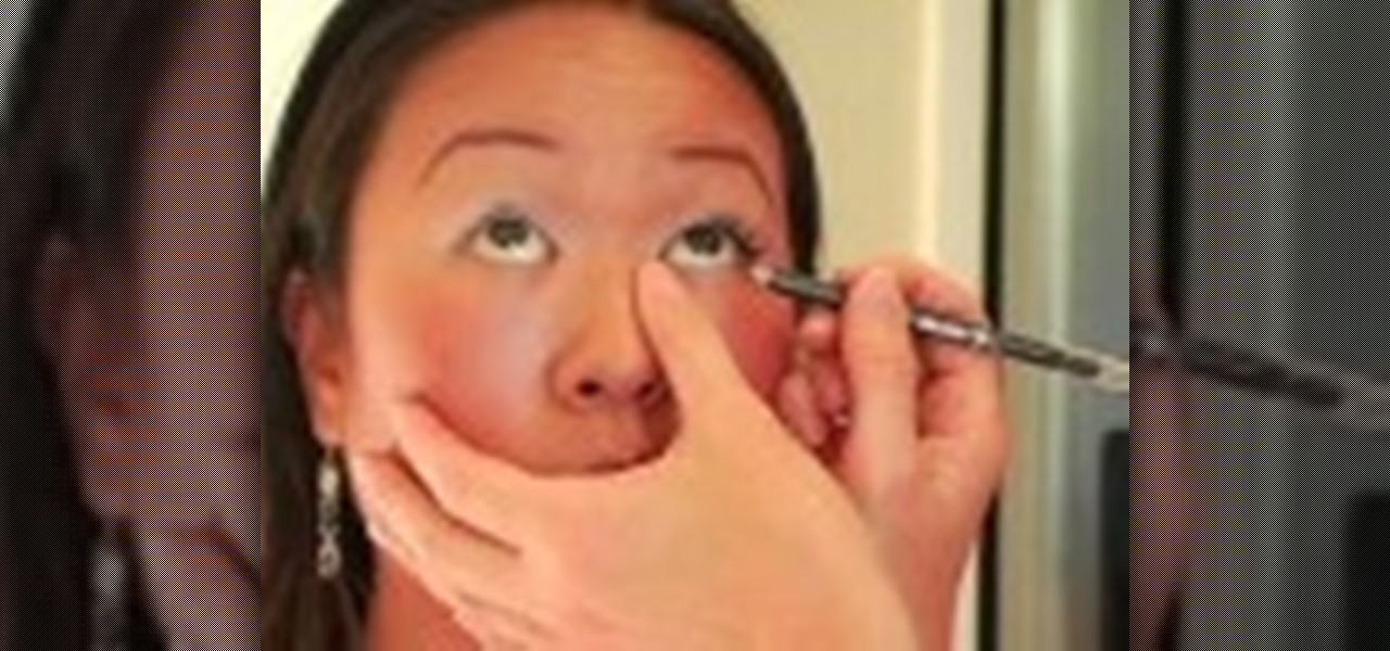 How to put makeup on asian eyes