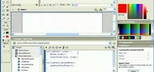 Create a custom mouse pointer in Flash