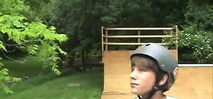 Backflip on rollerblades