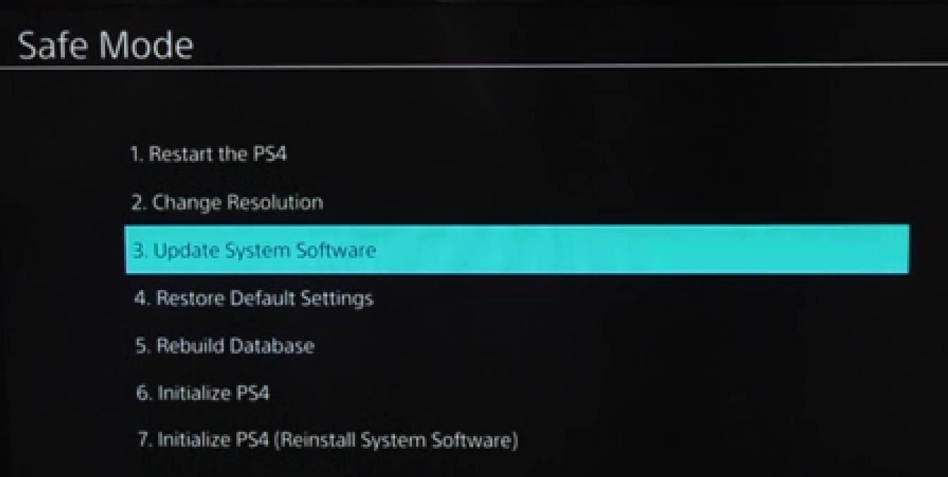 How to Manually Update Your PlayStation 4 to the Newest 1.51 Software via USB Flash Drive