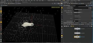 Render millions of particles in Houdini 10