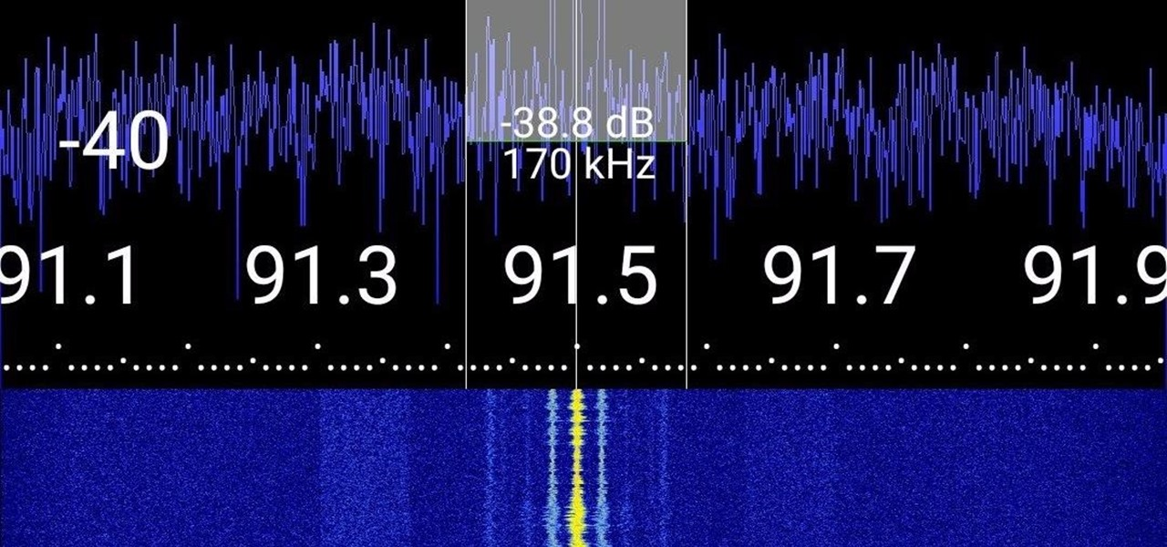 Listen to Radio Conversations on Android with an RTL-SDR Dongle & OTG Adapter