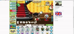 Level hack Pet Society with Cheat Engine (12/02/09)