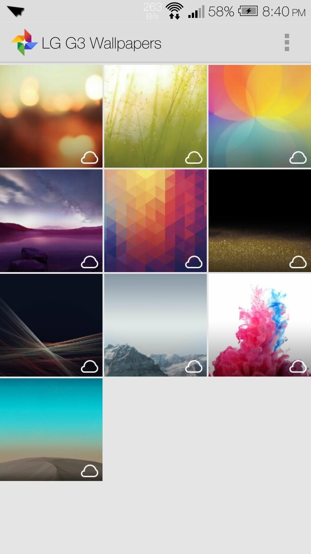 How to Get the LG G3 Exclusive Keyboard, Sounds, & Wallpapers on Any Android Phone or Tablet