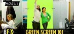 How to Build a cheap and portable green screen