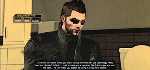 Earn the 'Kervorkian Complex' achievement in Deus Ex: Human Revolution