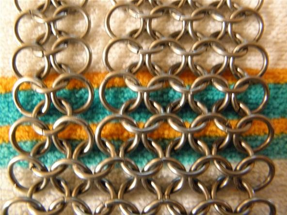 How to Make Chain Mail Armor from Start to Finish