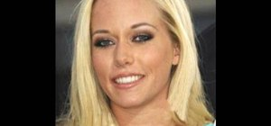 Create a Kendra Wilkinson inspired smokey eye