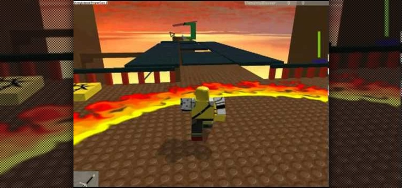 how to hack games on roblox
