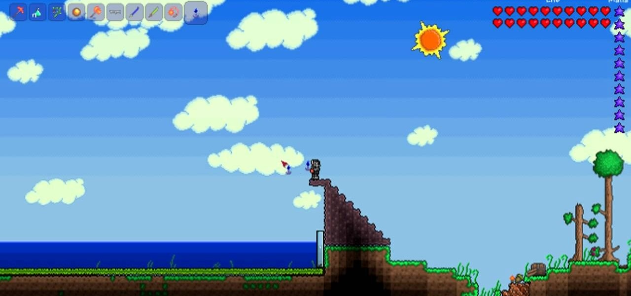 How to go fishing in terraria pc games wonderhowto for How do you play go fish