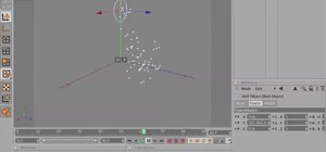 Get started using ThinkingParticles in Cinema 4D