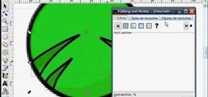 Make a teeworld skin using Inkscape