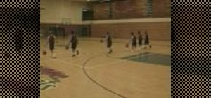 Practice crossover dribble basketball drills