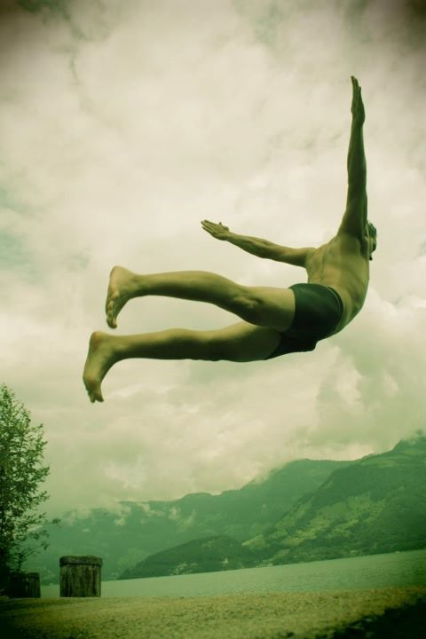 Action Shot Challenge: Diver