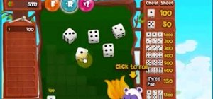 Play Super Farkle on Facebook (12/02/09)