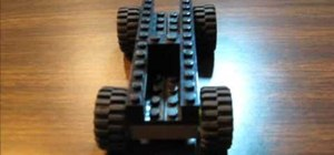 Build a Lego car