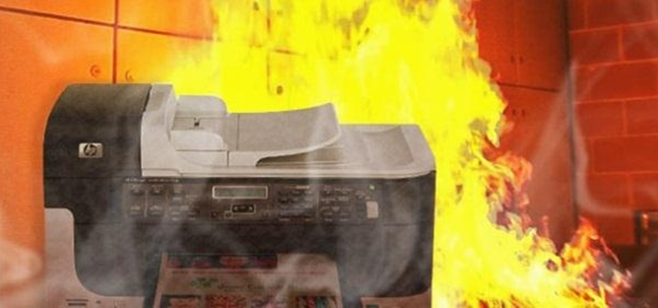 Hackers Can Remotely Set HP Printers on Fire: Is Yours ...