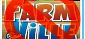 Remove The Farmville Application On Facebook