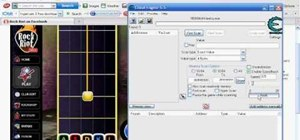 Hack speed in Rock Riot with Cheat Engine (12/12/09)