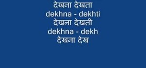 "Say ""I think"" or ""he/she thinks"" & more in Hindi"