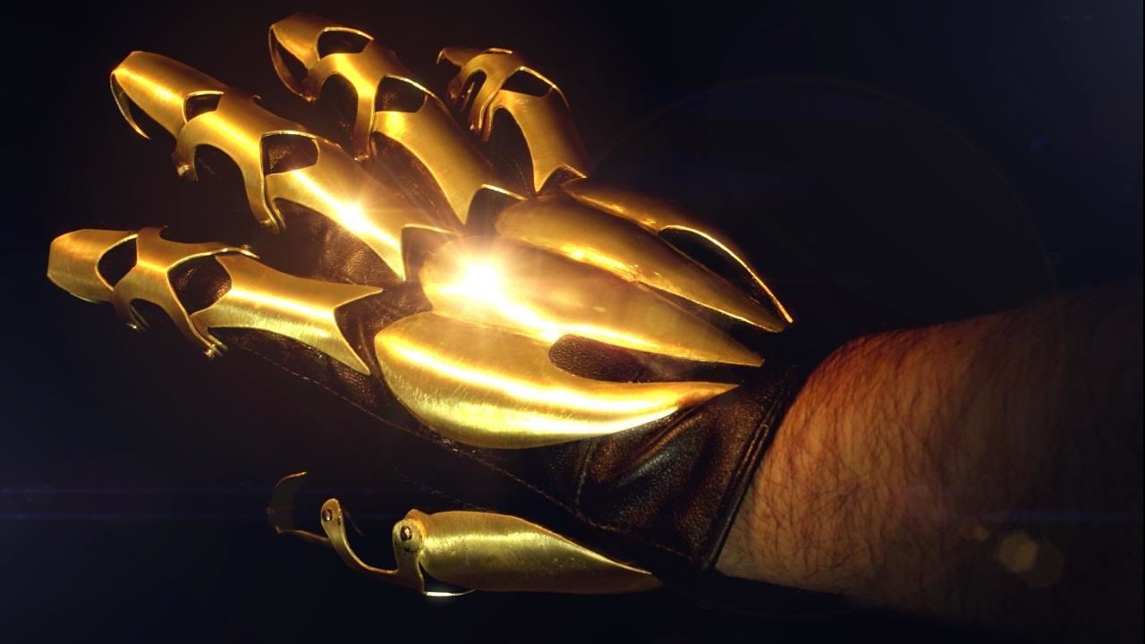 Demon Hand Armor Tutorial (Video)