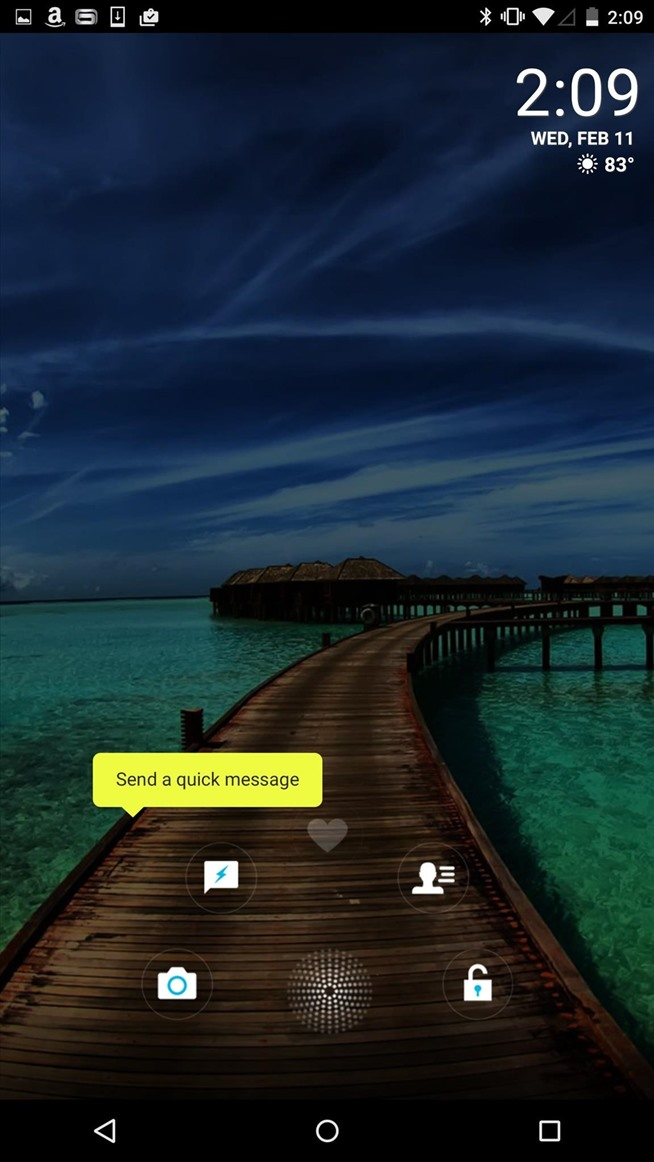 Take, Edit, & Send Photos Directly from Your Android Lock Screen