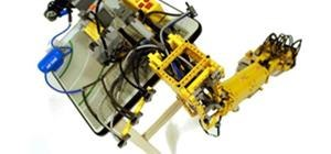 LEGO Motorized Robotic Hand