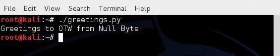 Hack Like a Pro: Python Scripting for the Aspiring Hacker, Part 1