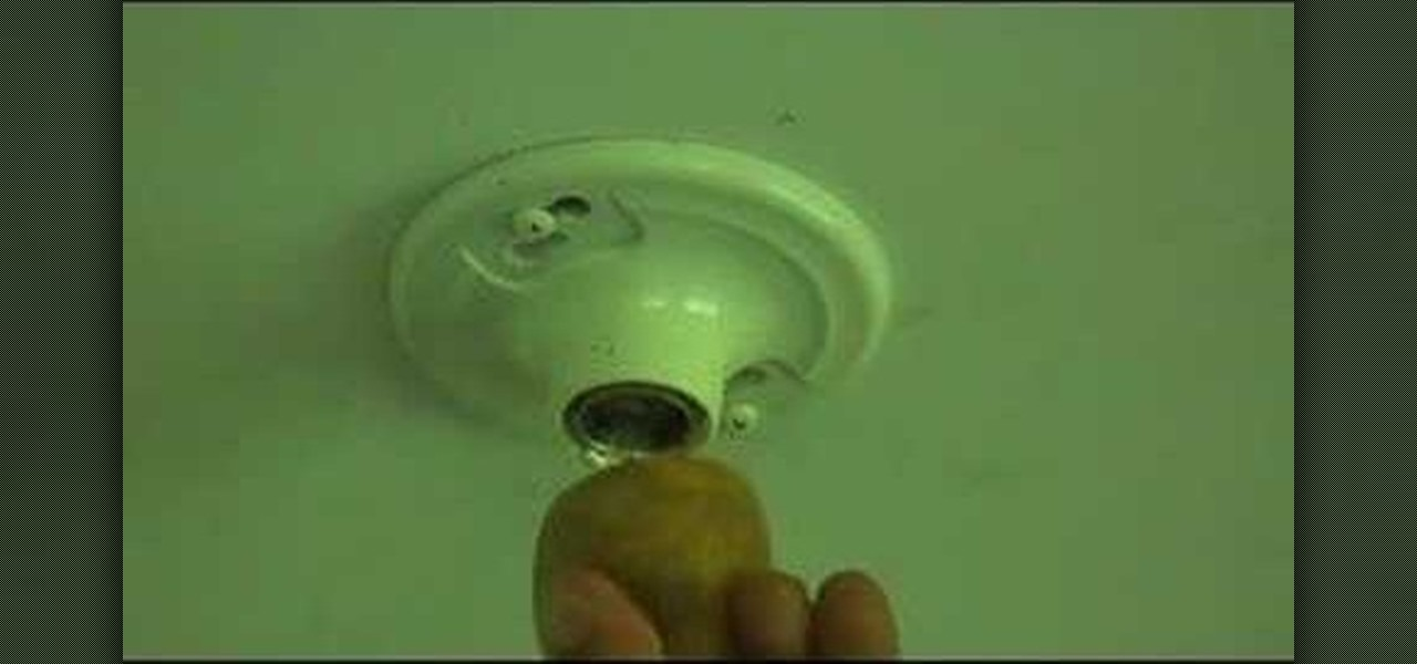 How To Remove A Broken Light Bulb 171 Construction Amp Repair