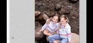 Crop, brighten and align photos in Google Picasa