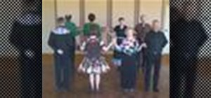Square dance the Tag the Line, Half Tag the Line