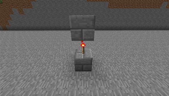minecraft how to turn off multiple redstone torches
