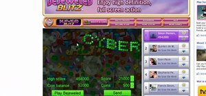 Hack Bejeweled Blitz with a Firefox add-on (04/11/04)