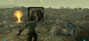 Get the same artillery as Liberty Prime in Fallout 3
