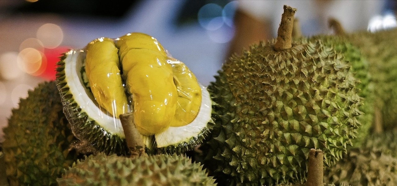 Durian Stinks Like Hell but Tastes Heavenly