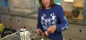 Make a healthier butter at home with Jenny Jones