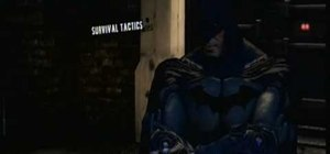 Beat Survival Tactics Predator Challenge in Batman: AA