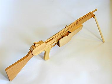 ... want Wood Working Plan Ideas: Look woodworking plans rubber band gun