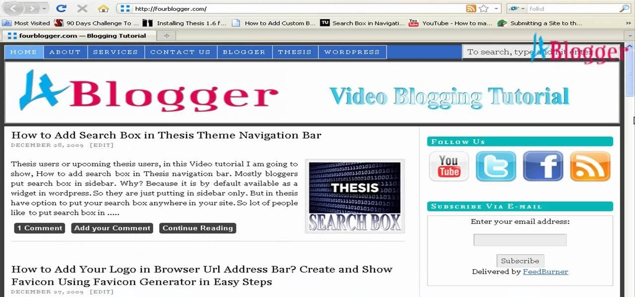 Thesis theme custom background color