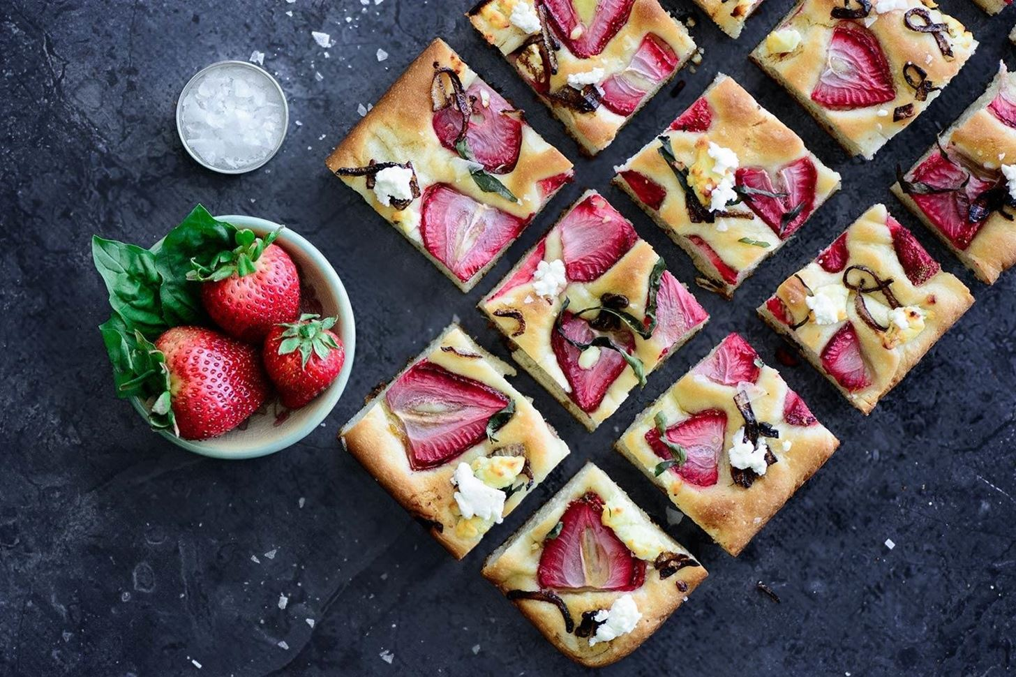 9 Savory Ways to Use This Season's Strawberries