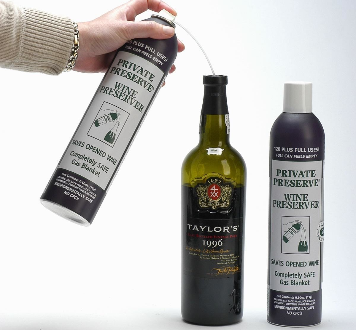This Can Will Keep Your Opened Wine Fresh for Weeks