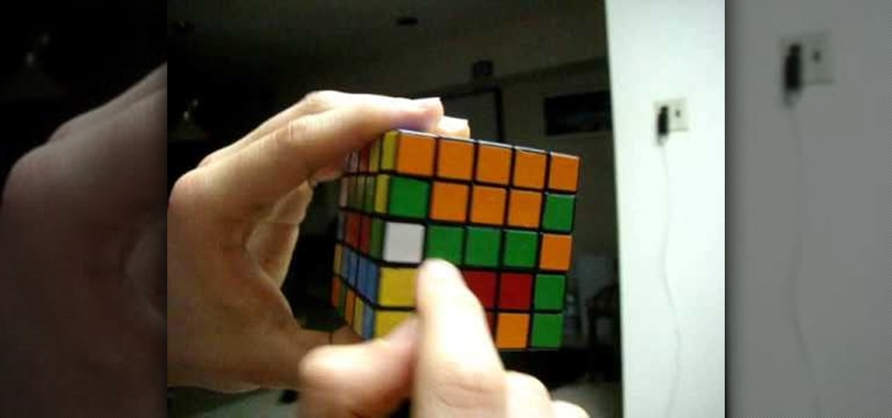 How to Solve a 5x5x5 Rubik's Cube faster « Puzzles :: WonderHowTo