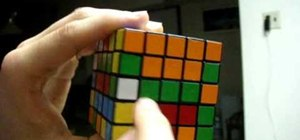 Solve a 5x5x5 Rubik's Cube faster
